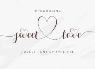 Sweet Love Font