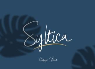 Syltica Font