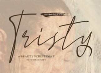 Tristy Font