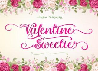 Valentine Sweetie Font