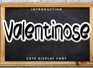 Valentinose Font