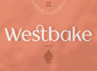 Westbake Font