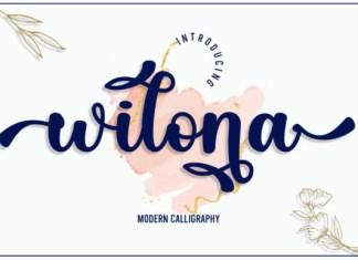 Wilona Font