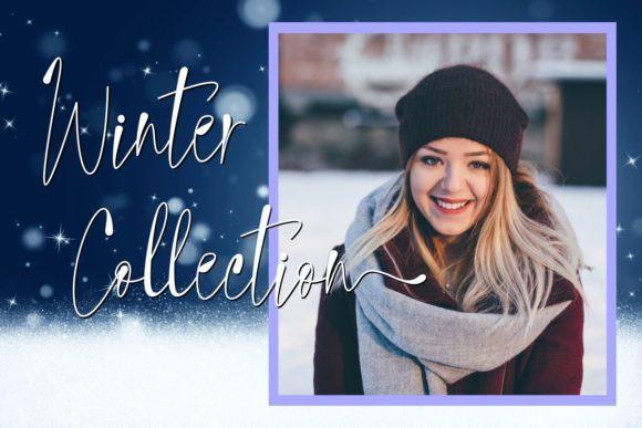 Winter Snowman Font
