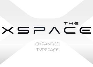 X-Space Font