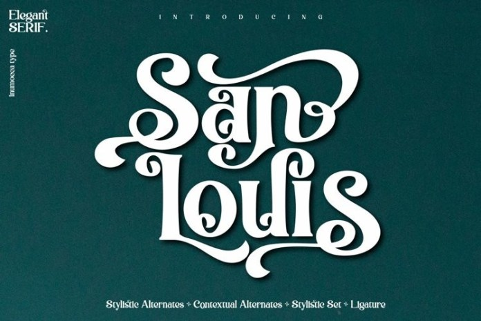 San Louis Font