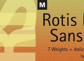 Rotis II Sans Font