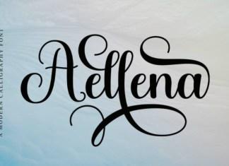 Aellena Font