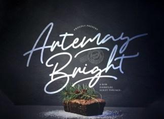 Artemay Bright Font