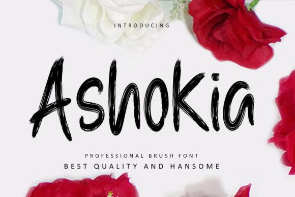 Ashokia Font
