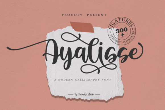 Ayalisse Font