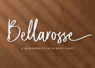 Bellarosse Font