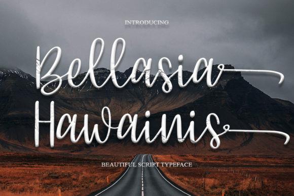 Bellasia Hawainis Font
