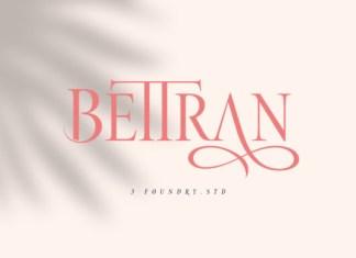 Bettran Font