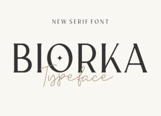 Biorka Font