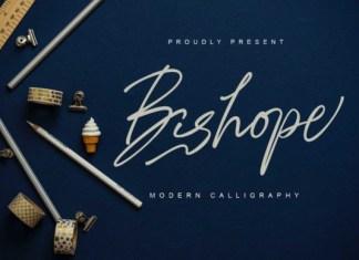 Bishope Font