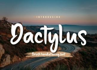 Dactylus Font