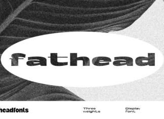 Fathead Font