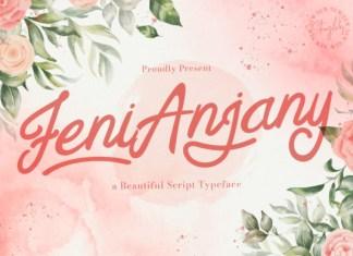 Feny Anjany Font