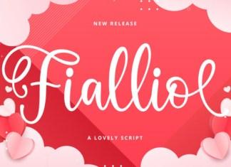 Fiallio Font