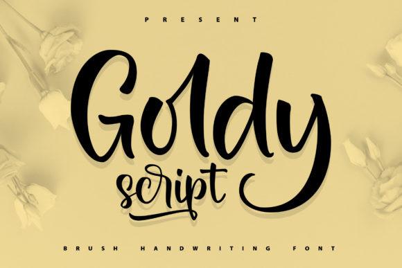 Goldy Font