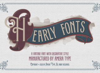 Hearly Font