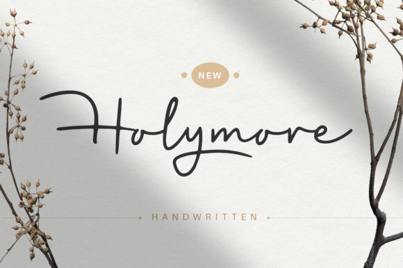 Holymore Font