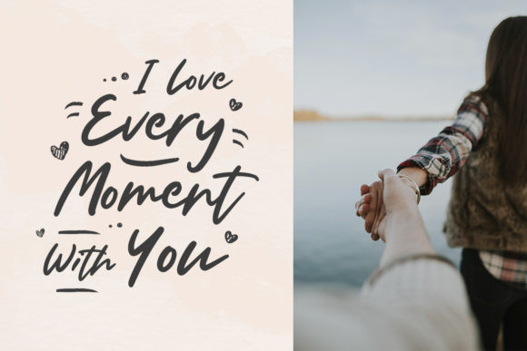 Just for You Font