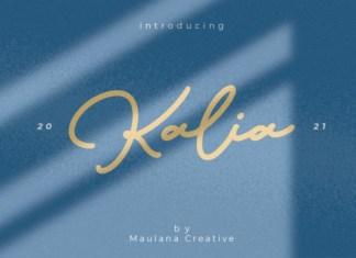 Kalia Font