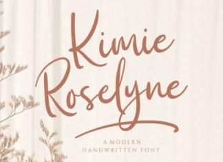 Kimie Roselyne Font