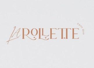 LaRollette Font