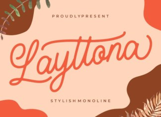Layttona Font