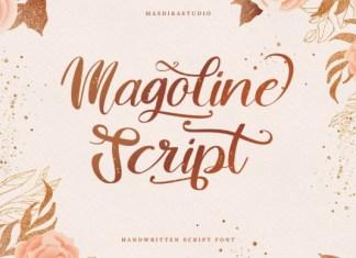 Magoline Font
