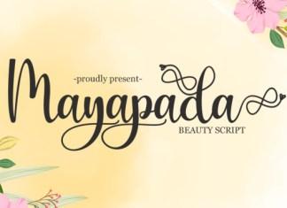 Mayapada Font