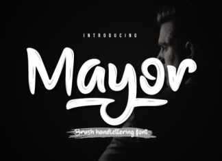 Mayor Font