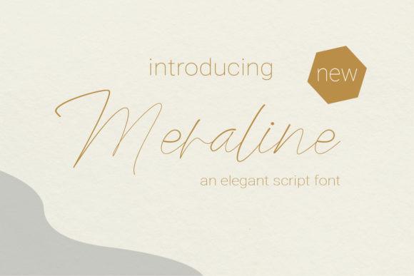 Meraline Font