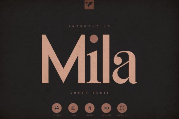 Mila Font