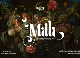 Milli Font