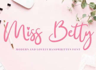 Miss Betty Font