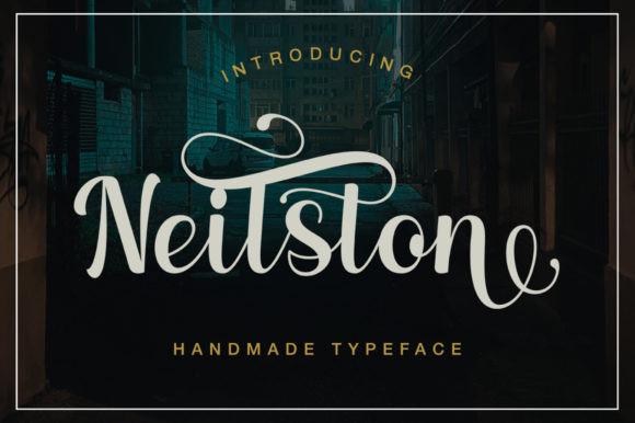Neilston Font