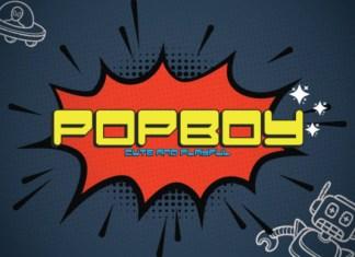 Popboy Font