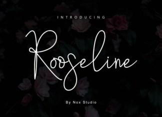 Rooseline Font