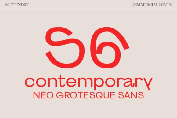 S6 Sans Font