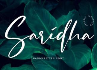 Saridha Font