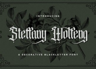 Steffany Wolfeng Font