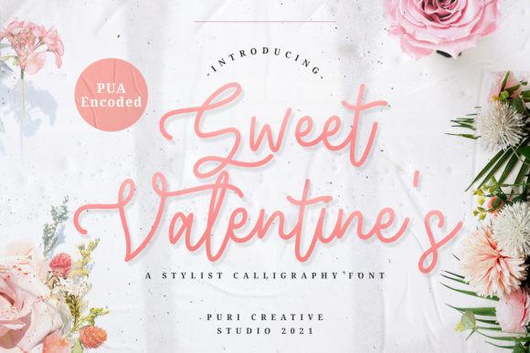 Sweet Valentine's Font