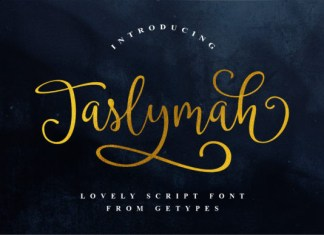 Taslymah Font