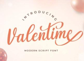 Valentime Font