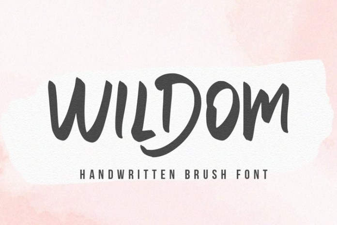 Wildom Font