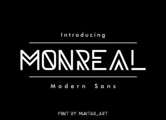 Monreal Font